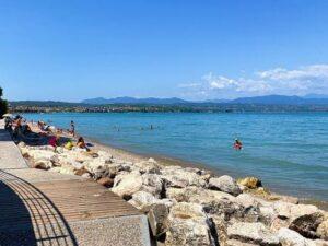 義大利威尼斯 Desenzano del Garda 代森扎諾‧德爾‧加爾達 必玩 - Spiaggia d'Oro 黃金沙灘