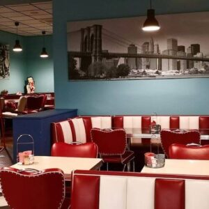 義大利威尼斯 Desenzano del Garda 代森扎諾‧德爾‧加爾達 必吃 - John's Burger & Restaurant