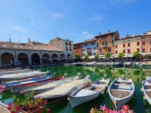 義大利威尼斯 Desenzano del Garda 代森扎諾‧德爾‧加爾達 必玩 - Porto Vecchio 老漁港