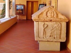 "義大利威尼斯 Desenzano del Garda 代森扎諾‧德爾‧加爾達 必玩 - Museo Civico Archeologico ""Giovanni Rambotti"" ""喬瓦尼·蘭博蒂"" 市民考古博物館"