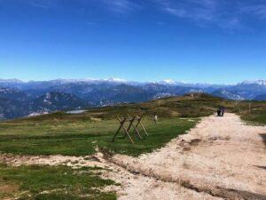 義大利威尼斯 馬爾切西內 Malcesine 必玩 - Monte Baldo 巴爾多山 = 蒙特巴爾多山