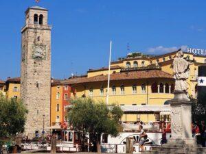 義大利威尼斯 里瓦∙德爾∙加爾達 Riva del Garda 必玩 - Torre Apponale 阿波納萊塔