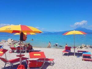 義大利威尼斯 Peschiera del Garda 佩斯基耶拉‧德爾‧加爾達 必玩 - Bracco Baldo Beach 布拉科·巴爾多海灘