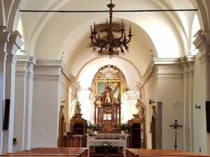 義大利威尼斯 納戈-托爾博萊 Nago–Torbole 必玩 - Chiesa di S. Andrea 聖安德烈教堂