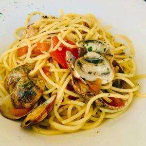 義大利威尼斯 錫爾苗內 = 西爾苗內 = 西米歐尼 Sirmione (威尼斯語 Sirmion) 必吃 - Ristorante Pizzeria Modì