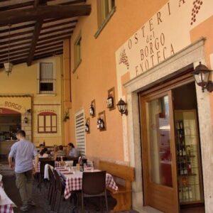 義大利威尼斯 加爾多內∙里維耶拉 Gardone Riviera 必吃 - La Taverna del Borgo