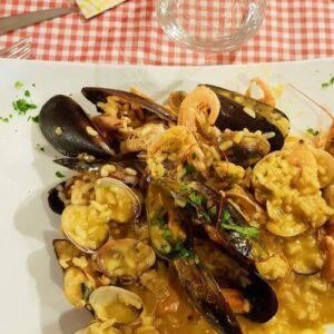 義大利威尼斯 拉齊塞 Lazise 必吃 - Osteria Sul Granar