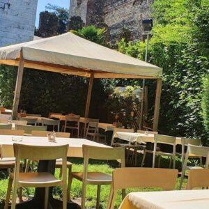 義大利威尼斯 拉齊塞 Lazise 必吃 - Al Castello - Pizzeria Ristorante