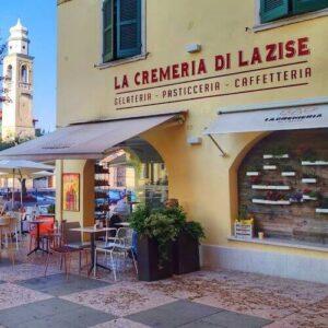 義大利威尼斯 拉齊塞 Lazise 必吃 - La Cremeria Di Lazise