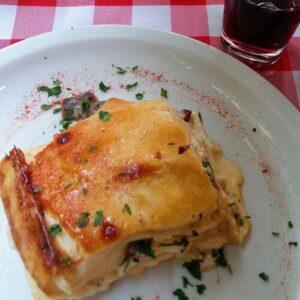 義大利威尼斯 馬爾切西內 Malcesine 必吃 - Osteria alla Rosa