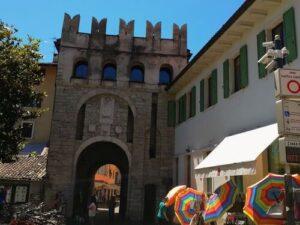 義大利威尼斯 里瓦∙德爾∙加爾達 Riva del Garda 必玩 - Porta San Marco 聖馬可門